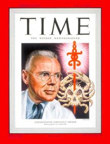Time Magazine and Dr Rhodes
